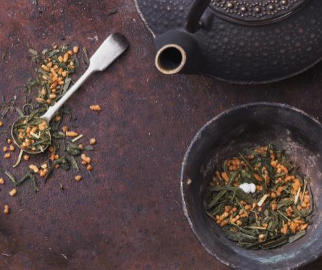recette dinde thé vert