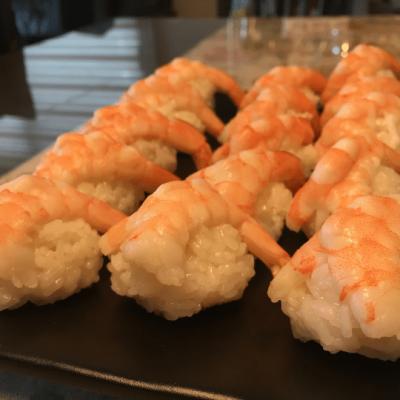 Recette Sushi