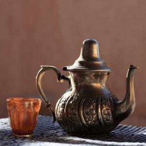 Thé menthe maroc