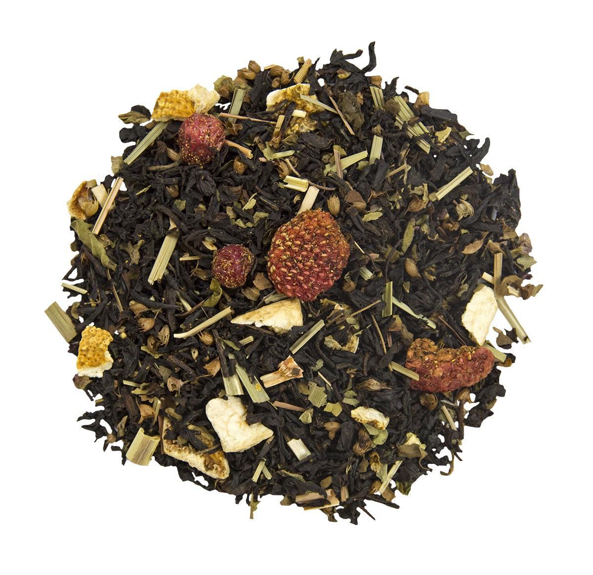 Black ice tea