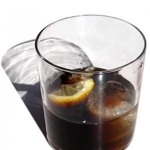 Recette de cocktail sans alcool au the noir darjeeling et cola