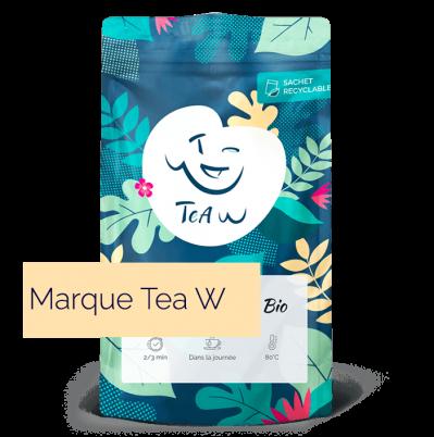 Dropshiping Thé avec la marque Tea W