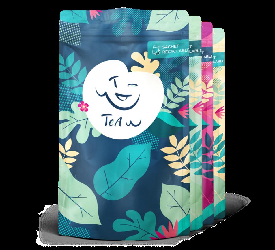 Packs thés et infusions bio