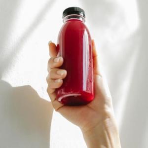 Recette de cocktail tisane fruits rouges