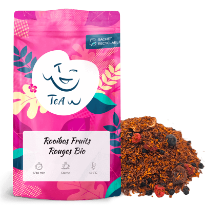 Rooibos fruits rouges v