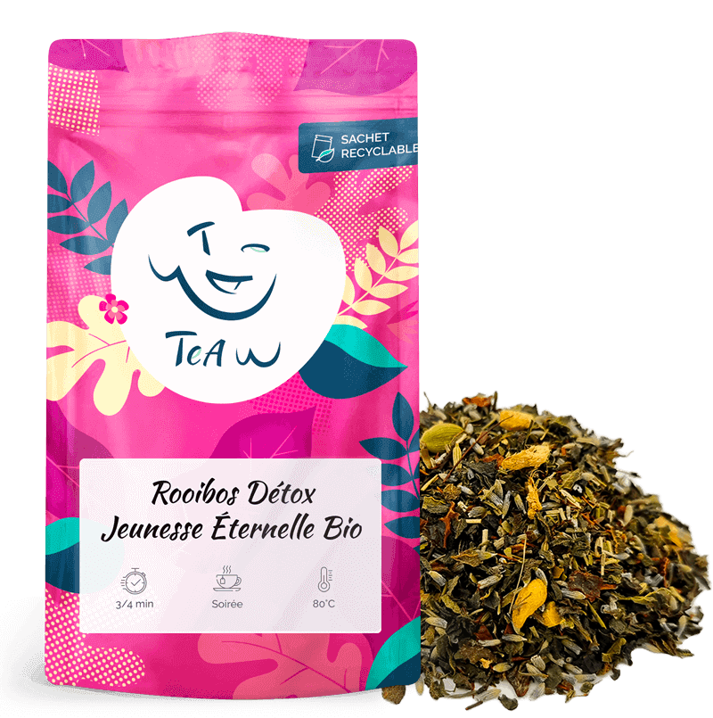 Rooibos jeunesse eternelle v