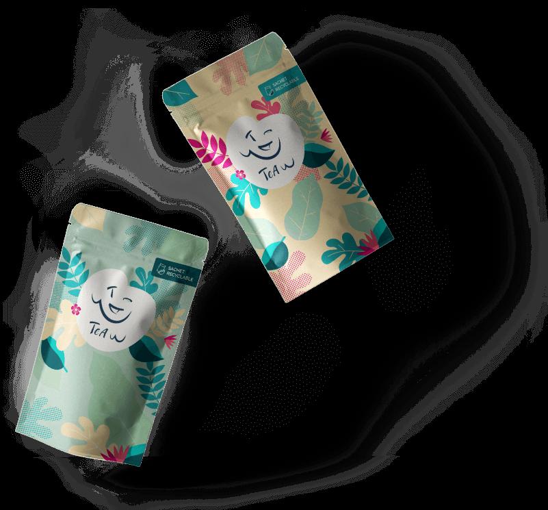 Teaw packaging