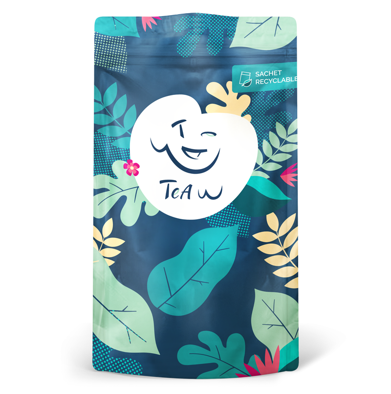 Teaw package blue
