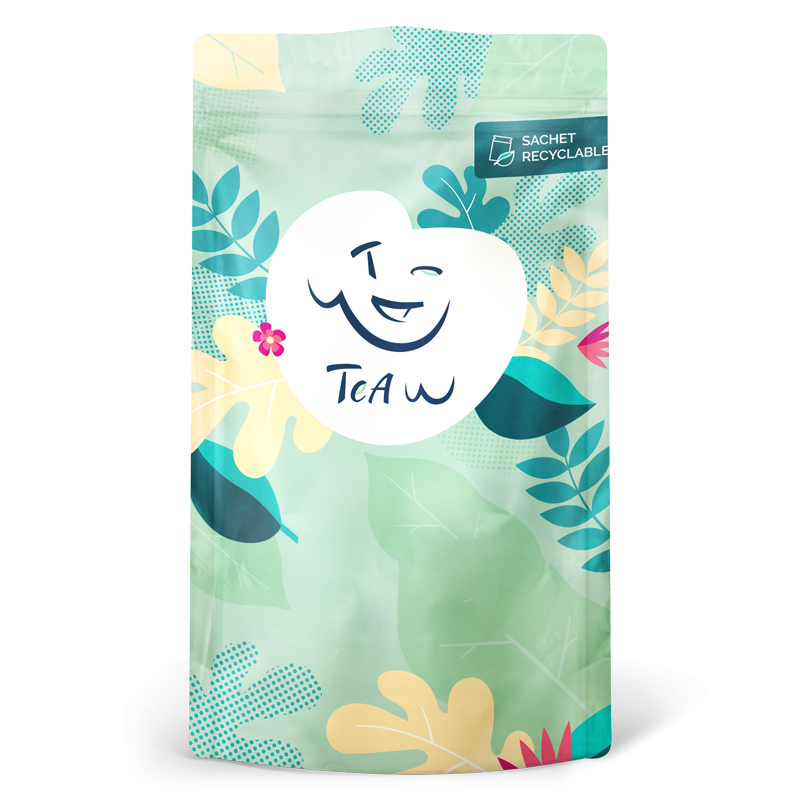 Teaw package green