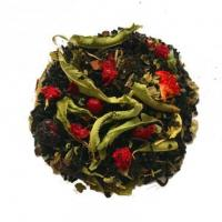 The noir fruits rouges premium bio