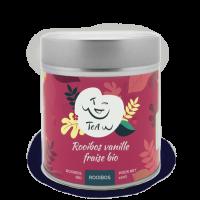 Therooibos vanille fraise bio 721